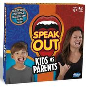 Hasbro Gaming - Speak out Kids vs Parents Game