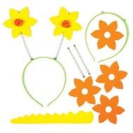 Daffodil Head Bopper Kits 4 Pk