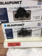 Blaupunkt BPRBW-A1 DAB Radio with Bluetooth
