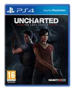 PS4 Uncharted: The Lost Legacy £15 Delivered at AO.Com