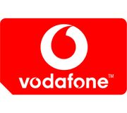 Vodafone PAYG Sim Card with £10 Credit Only £5