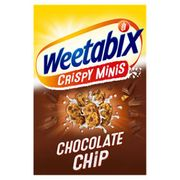 Weetabix Crispy Minis Chocolate Chip Part of a 2 for £4 Deal