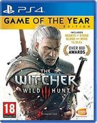 PS4 The Witcher 3: Wild Hunt - Game of the Year Edition £15.95 Delivered