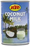 KTC Coconut Milk 400 Ml (Pack of 12)