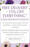 15% off Everything at Liz Earl - Today Only