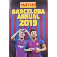 Barcelona - Annual 2019  Hardback  FREE - Click & Collect