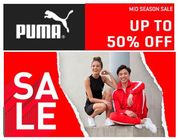 Puma SALE - up to 50% Off