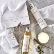 WHITE COMPANY White Lavender Luxury Set - Save £10