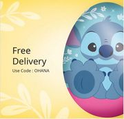 Free Delivery at Disney Store