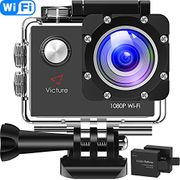 Victure Action Camera Full HD 1080P Wifi Waterproof Underwater Camcorder