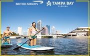 Win a 5 night Luxury Holiday for Two to Tampa Bay, Florida