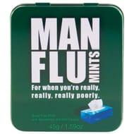 MAN FLU MINTS Ideal Novelty Gift