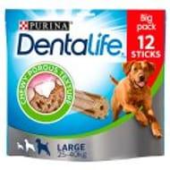 Purina Dentalife Large Dog Chews 12 Pack 426g - 23% Off