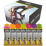 Science in Sport GO Isotonic Energy Gel Mixed Pack 30x60ml - 55% Off