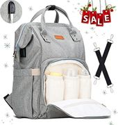 Deal Stack - Nappy Changing Bag 5% Off + Free Toy Plane