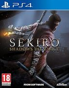 Sekiro Shadows Die Twice PS4