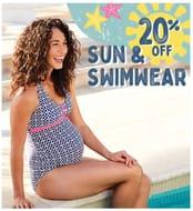 20% off Baby, Kids' and Maternity Swimwear