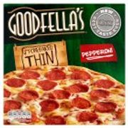 Goodfella's Stonebaked Thin Pepperoni Pizza 340g