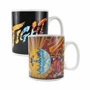 Street Fighter Kids 'M Bison' Heat Changing Mug