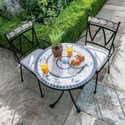 Sunbury Bistro Metal Garden Furniture Set