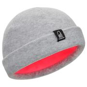 TRIBORD Sailing Fleece Hat Light Grey/Pink - 33% OFF