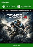 Gears of War 4 ( Xbox One & PC ) - Xbox Play Anywhere