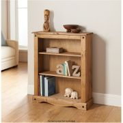 Rio Bookcase 3 Shelf NOW £50.00 WAS £60.00