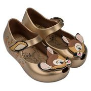 Disney Bambi Gold Pumps