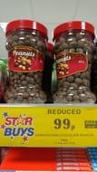 Harrington's Chocolate Peanuts 900g