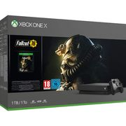 Xbox One X 1TB Console Fallout 76 Bundle Only £369.99
