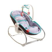 Tiny Love 3-in-1 Rocker Napper, Newborn Baby Bouncer with Recline, Music