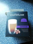 Caff Luxe Cappuccino Capsules