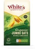 Get £1 off White's Award Winning Jumbo Organic Oats