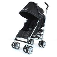 Zeta Vooom Stroller Black