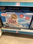 Poundland - Thomas the Tank Engine Trace and Draw