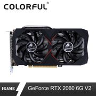 Colorful GeForce RTX 2060 6G V2 Graphic Card Nvidia GDDR6 GPU Gaming Video Card