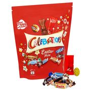 Celebrations Large Sharing Pouch 450G Any 2 for £5 from April 10th