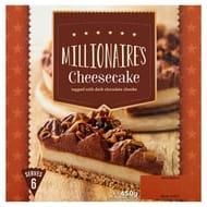 Millionaires Cheesecake 450g