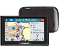 "GARMIN Drive 5"" Sat Nav - UK & ROI Maps & Case"