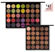 Morphe set of 2 Eyeshadow Palettes Bargain!