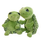 Kisshes 20cm Children Durable Soft Tortoise Shape Plush Toy