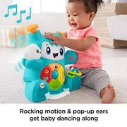 Fisher-Price CGV43 Dance and Move Beatbo, Baby Robot Learning Toy