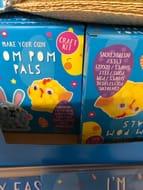 Poundland - Pom Pom Art