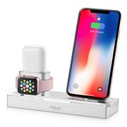 DEAL STACK - iPhone + Apple Watch + Airpods Charging Stand