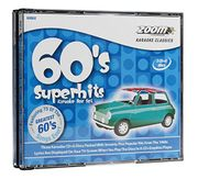Zoom Sixties Superhits 75 Song Triple Set Karaoke CD