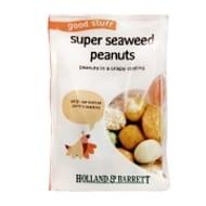 Holland & Barrett Crispy Seaweed Coated Peanuts 75g