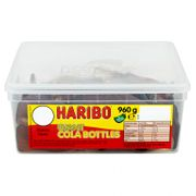 Haribo Giant Cola Bottles, x60 Only £3.14