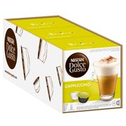 26% OFF. DOLCE GUSTO Cappuccino Coffee Pods (48 Capsules, 24 Servings)
