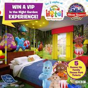 Win a 2 Night Stay at Cbeebies Land, Alton Towers