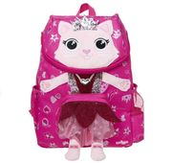 Junior Character Cat Rocket Backpack